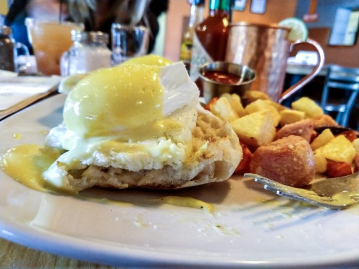 Grilled Cheese Benny